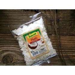 Wiórki kokosowe suszone białe 100 g
