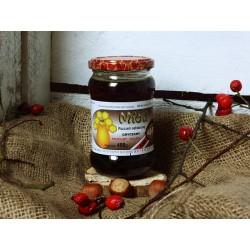 Miód pszczeli nektarowy gryczany 400 g