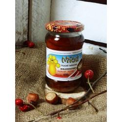 Miód pszczeli nektarowy wielokwiatowy 400 g