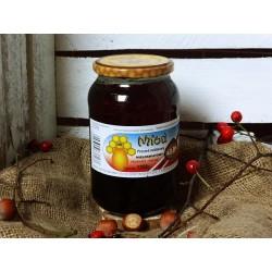 Miód pszczeli nektarowy wielokwiatowy 1250 g