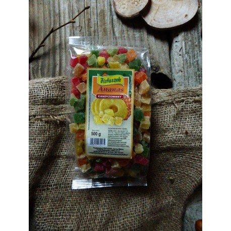 Ananas kandyzowany  500 g
