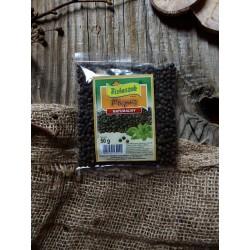 Pieprz czarny suszony ziarnisty 50 g