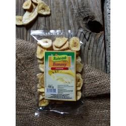 Banany suszone 100g